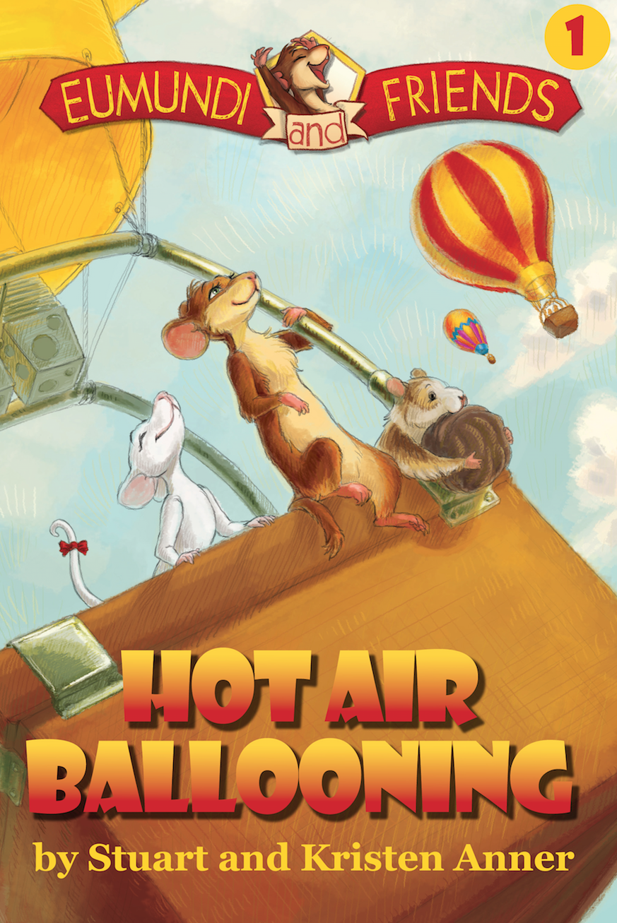 Hot Air Ballooning: The Adventures Begin