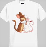 Eumundi_and_Julia_t-shirt