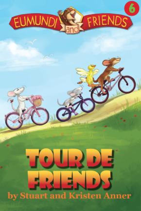 Tour De Friends - Bikes, Buddies and Bumps