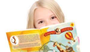 Books for 8 year old girls k